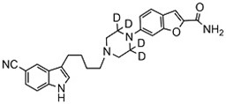 Picture of Vilazodone-D4.HCl