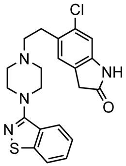 Picture of Ziprasidone