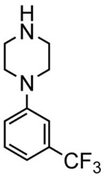 Picture of 1-(3-Trifluoromethyl)phenyl-piperazine.HCl