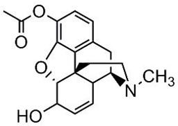 Picture of 3-Acetylmorphine.amidosulfonate