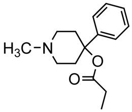 Picture of 3-Desmethylprodine.HCl