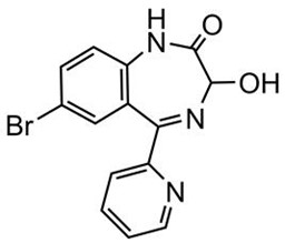 Picture of 3-Hydroxybromazepam