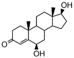 Picture of 6-β-Hydroxytestosterone