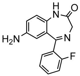 Picture of 7-Aminodesmethylflunitrazepam