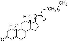 Picture of Testosterone 17-undecanoate