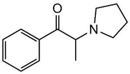 Picture of Alpha-Pyrrolidinopropiophenone.HCl
