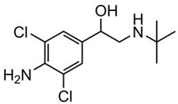 Picture of Clenbuterol.HCl
