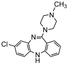 Picture of Clozapine