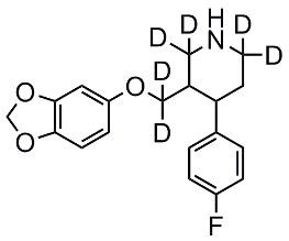 Picture of Paroxetine-D6.maleate