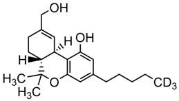Picture of d,l-11-Hydroxy-Δ9-THC-D3