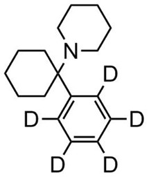 Picture of PCP-D5.HCl