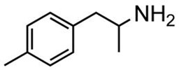 Picture of d,l-4-Methylamphetamine.HCl