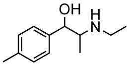 Picture of d,l-4-Methyl-N-ethyl-norephedrine.HCl