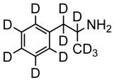 Picture of d,l-Amphetamine-D11.HCl