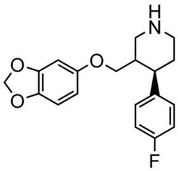 Picture of Paroxetine.HCl.hemihydrate
