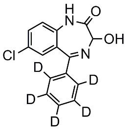 Picture of Oxazepam-D5