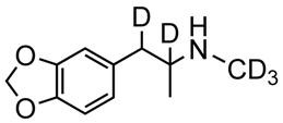 Picture of d,l-MDMA-D5.HCl