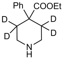 Picture of Normeperidine-D4.HCl