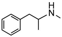 Picture of d,l-Methamphetamine.HCl