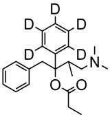 Picture of d,l-Propoxyphene-D5.HCl