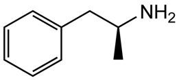 Picture of d-Amphetamine.sulfate