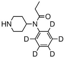 Picture of Norfentanyl-D5.HCl