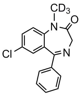 Picture of Diazepam-D3