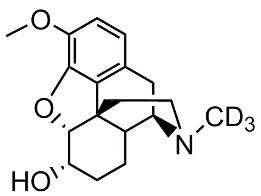 Picture of Dihydrocodeine-D3.HCl