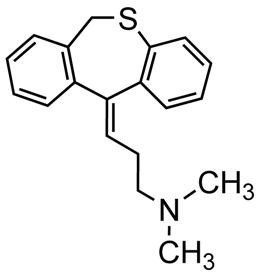 Picture of Dothiepin.HCl (cis/trans)