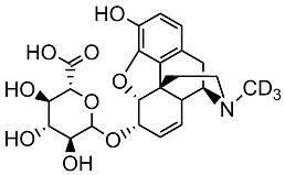 Picture of Morphine-6-β-D-glucuronide-D3