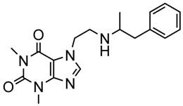 Picture of Fenethylline.HCl