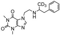 Picture of Fenethylline-D3.HCl