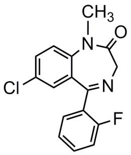 Picture of Fludiazepam