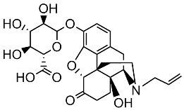 Picture of Naloxone-3-β-D-glucuronide.hydrate