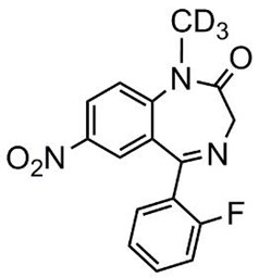 Picture of Flunitrazepam-D3