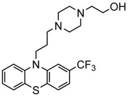Picture of Fluphenazine.2HCl