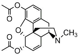 Picture of Heroin.HCl.monohydrate