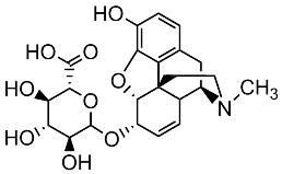 Picture of Morphine-6-β-D-glucuronide
