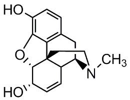 Picture of Morphine.sulfate.pentahydrate