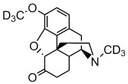 Picture of Hydrocodone-D6