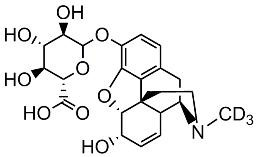 Picture of Morphine-3-β-D-glucuronide-D3