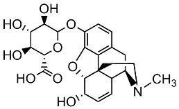 Picture of Morphine-3-β-D-glucuronide