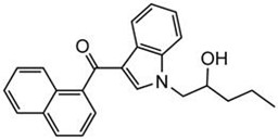 Picture of JWH-018 N-(2-hydroxypentyl) metabolite