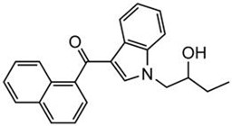 Picture of JWH-073 N-(2-hydroxybutyl) metabolite