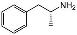 Picture of l-Amphetamine.HCl