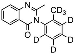 Picture of Methaqualone-D7