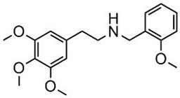 Picture of Mescaline-NB2OMe.HCl