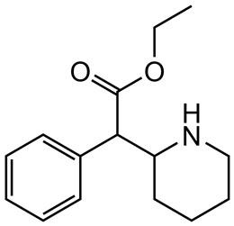 Picture of d,l-threo-Ethylphenidate.HCl