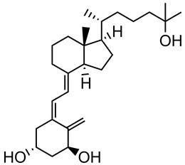 Picture of 1,25-Dihydroxyvitamin D3