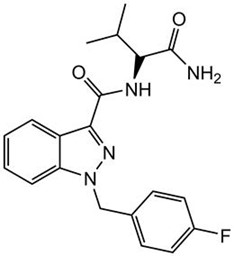 Picture of AB-FUBINACA